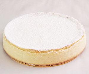New York plain cheesecake thumbnail