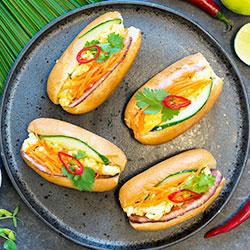 Banh mi breakfast roll thumbnail