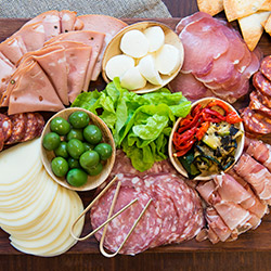 The Tuscan platter - serves 10  thumbnail