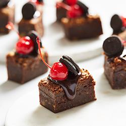 Loaded chocolate walnut brownie thumbnail