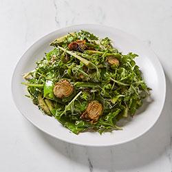 Aspargus, celery and snow peas salad thumbnail