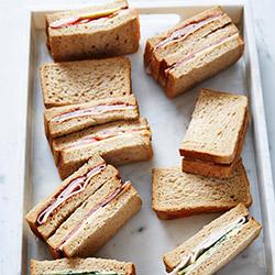 Classic simple sandwich thumbnail