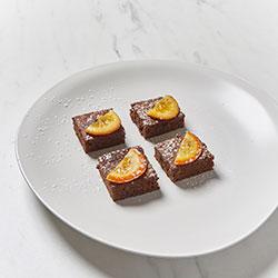 Flourless chocolate and orange cake thumbnail