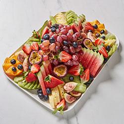 Seasonal exotic fruit platter thumbnail