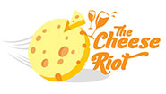 The Cheese Riot logo