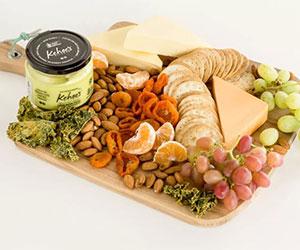 Vegan cheese platter thumbnail