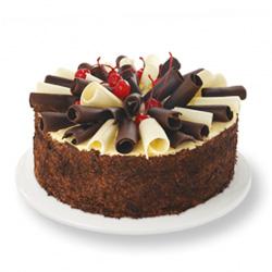 Enchanted Forest Cake - large thumbnail