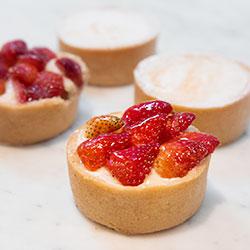 French tarts and cakes - mini thumbnail