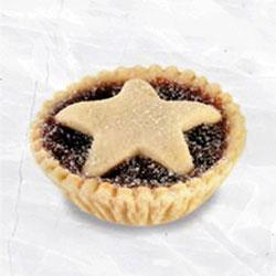 Fruit mince pie - mini thumbnail