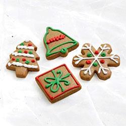 Ginger Christmas shapes thumbnail