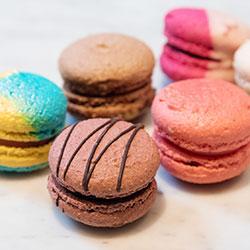 French macarons - large thumbnail