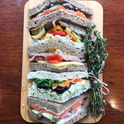 Gourmet point sandwiches thumbnail