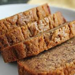 Banana bread served with lime butter thumbnail