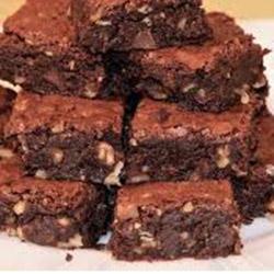 Rich chocolate brownie thumbnail