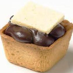 Mini chocolate ganache tarts thumbnail