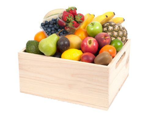 Fruit hamper classic thumbnail