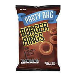 Burger Rings - 220g thumbnail