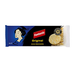 Fantastic Rice Crackers - 100g thumbnail