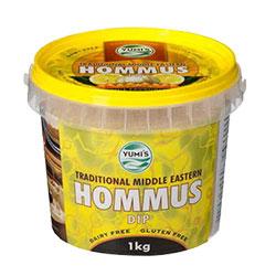 Hommus Dip - Yumi's - 1kg thumbnail