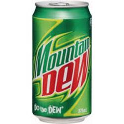 Mountain Dew - Cans - 375ml thumbnail