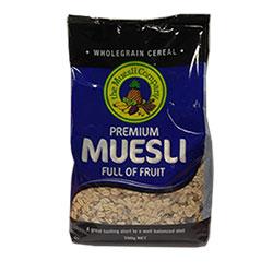 Muesli - The Muesli Co. - 750g thumbnail