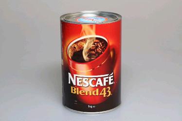 Nescafe blend 43 tin thumbnail