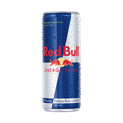 Red Bull Cans - 250ml thumbnail