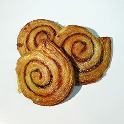 Whirl pastries thumbnail