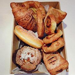 Sweet bakery platter thumbnail