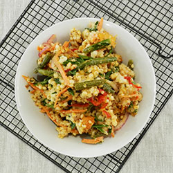 Moroccan chicken salad thumbnail
