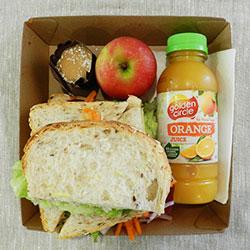 Sandwich lunch box thumbnail