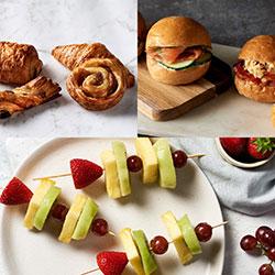 Breakfast menu set C thumbnail