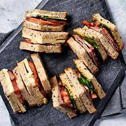 Gluten free lunch menu set A thumbnail