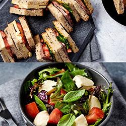Gluten free lunch menu set B thumbnail