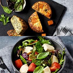Gluten free lunch menu set C thumbnail