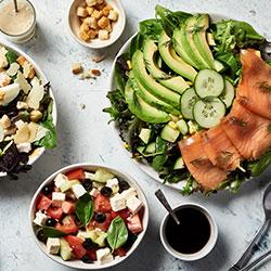 Gluten free lunch menu set D thumbnail