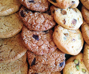 Assorted cookies and biscuits thumbnail