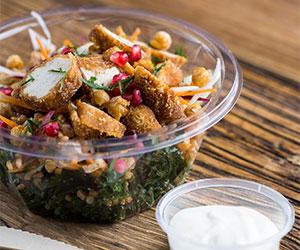 Tofu popcorn superfood salad thumbnail