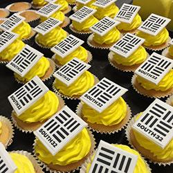 Branded cupcakes thumbnail