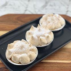 Lemon meringue tart - mini thumbnail