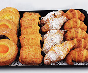 Sweet pastry platter thumbnail