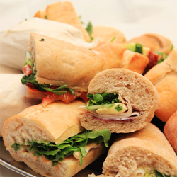 French farmhouse baguettes thumbnail