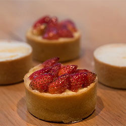 French tarts and cakes - mini thumbnail
