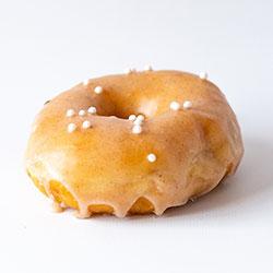 Gingerbread glaze donut thumbnail