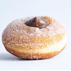 Nutella donut thumbnail