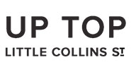Up Top Little Collins Catering logo