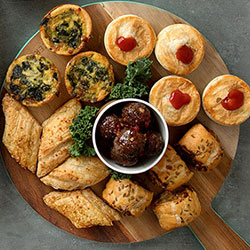 Casual finger food package thumbnail