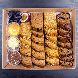 Warm breakfast bread collection thumbnail