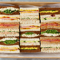 Fabulous finger sandwiches thumbnail