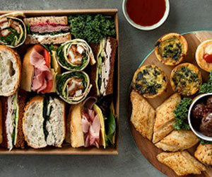 Sandwich and finger food package thumbnail